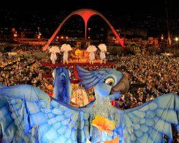 Voyage carnaval Rio 2019