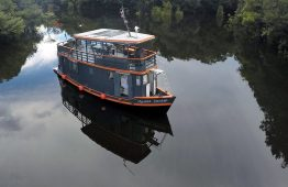 Amazon EcoBoat