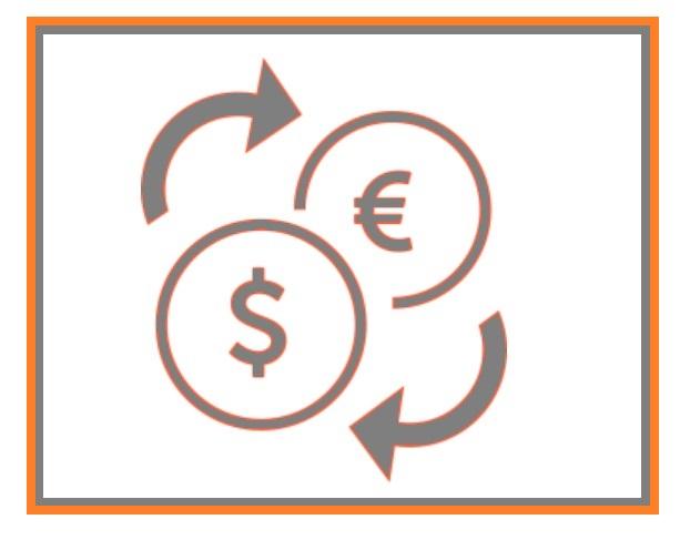 Taux de change et retrait d'argent au Brésil