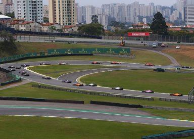 GRAND PRIX DE F1 SÃO PAULO 15/11 – 17/11